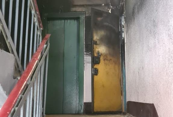 Игорь Алтушкин отремонтирует подъезд на Рассветной, где произошел страшный пожар