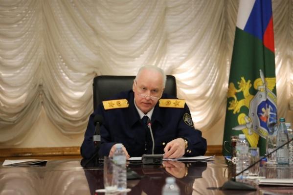 Александр Бастрыкин держит дело о взрыве в Волгоградской области на контроле