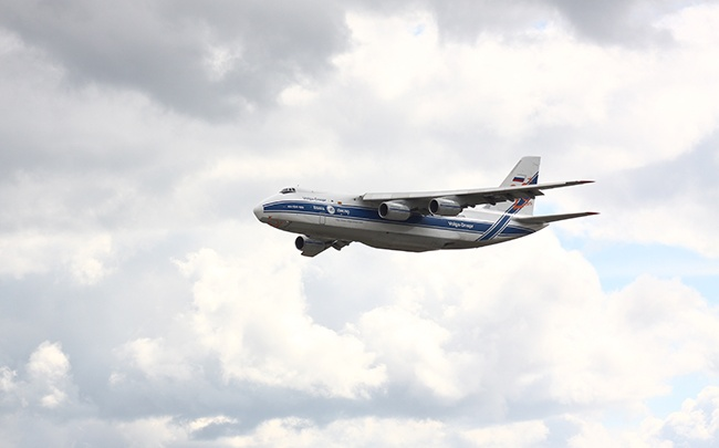 Стало известно, что за самолет летал над Самарой 23 марта