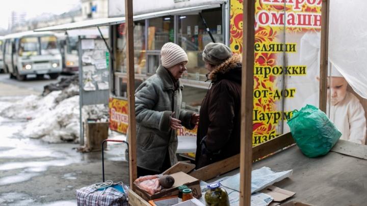 Гордума Челябинска приняла порядок сноса незаконных киосков, против которого выступала прокуратура
