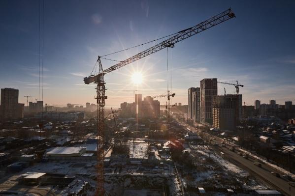 Уральский девелопер ведет строительство уникального формата жилья