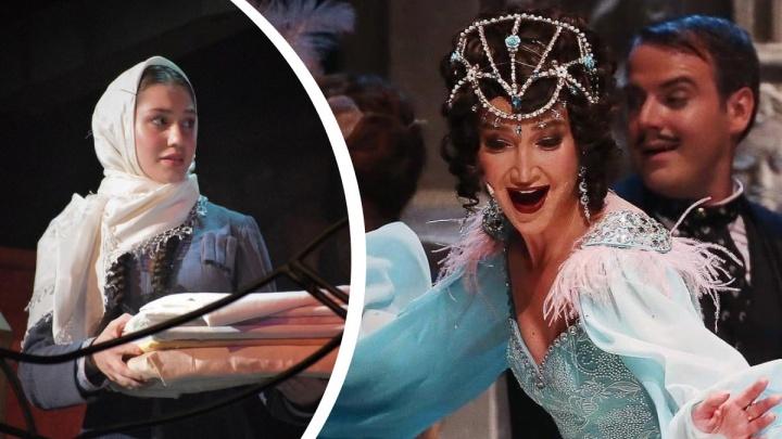 Екатеринбурженка сыграла главную роль в скандальном спектакле с Бузовой. Она рассказала, как это было