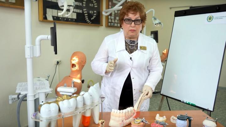 «Сегодня пульпит — завтра гастрит или колит»: профессор рассказала, почему в Волгограде страшно терять зубы
