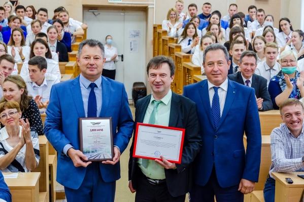 ЧИПС УрГУПС признали лучшим учебным заведением России, реализующим программы среднего профессионального образования в сфере железнодорожного транспорта