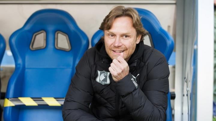 Карпин предложил болельщику проспонсировать «Ростов», чтобы команда попала в Лигу чемпионов