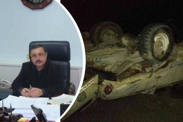 Рашит Сабиров сел за руль пьяным и учинил ДТП с пострадавшим