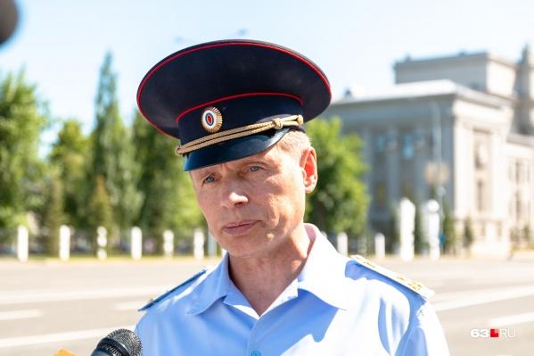 Москвичи проверят работу начальника облГИБДД Юрия Некрасова и его подчиненных