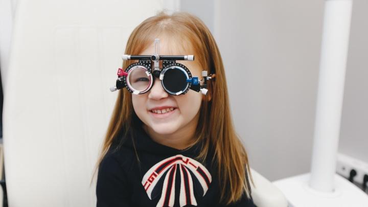 В Челябинске детские врачи лечат болезни глаз с помощью мультфильмов