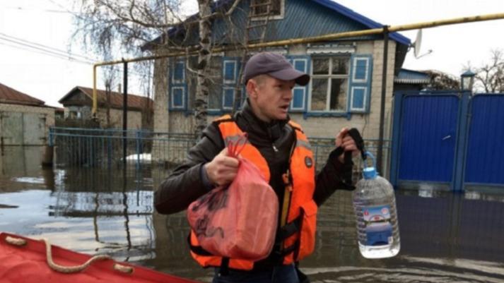В Волгоградской области бороться с паводком будут девять тысяч человек