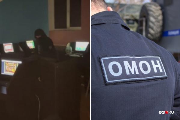 В заведении сотрудники внутренних органов обнаружили компьютеры с играми на деньги