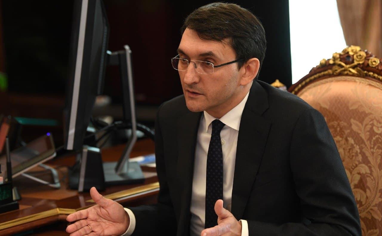 Глава РКН Андрей Липов