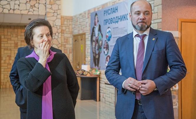 В Сургуте по подозрению в мошенничестве задержан крупный бизнесмен Андрей Копайгора