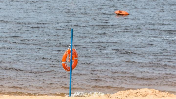 Гидрологи: уровень воды в Волге опустился