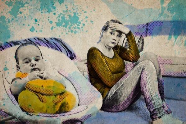 Послеродовая депрессия может перетекать в психозы. В этом состоянии женщина может сделать с собой и ребенком все, что угодно