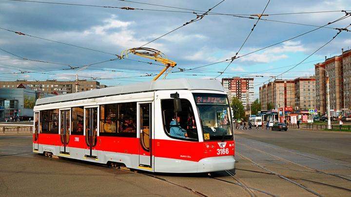 Омску отказали в заявке на партию списанных трамваев из Москвы