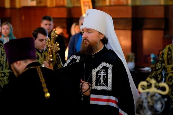 Митрополит Григорий раньше служил в Челябинской епархии