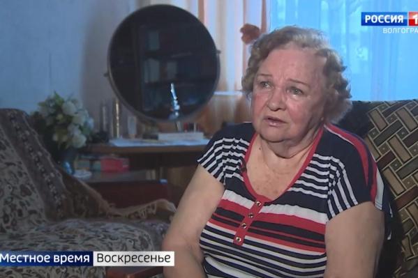 Анастасии Моховой было за 90 лет
