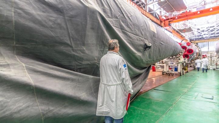РКЦ «Прогресс» остановил разработку ракеты для полетов на Луну