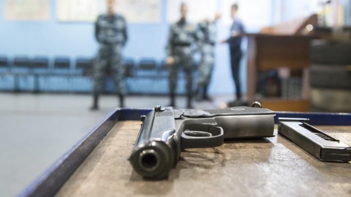 Подозреваемых в утренней стрельбе во дворе жилого дома в Нижневартовске задержали