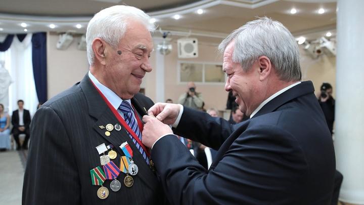 Умер Юрий Песков — многолетний руководитель «Ростсельмаша»