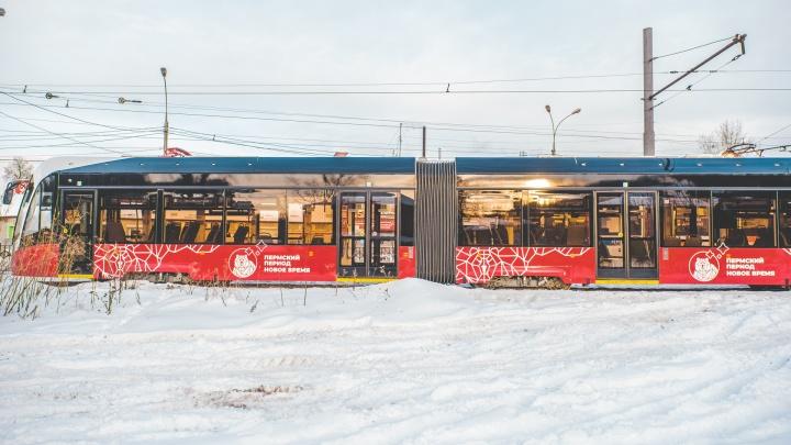 Пермские власти прорабатывают вопрос о запуске трамваев до Кондратово и Паркового