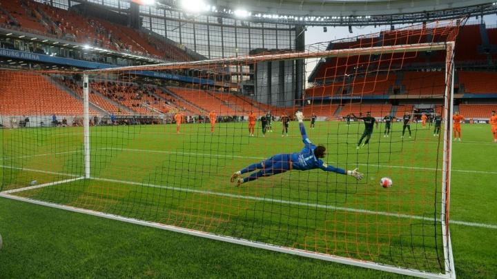 Ковидный футбол: «Краснодар» без особых усилий разгромил «Урал»