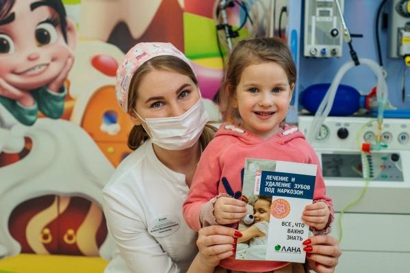 Почему современные дети не боятся стоматологов?