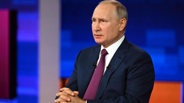 Путин поручил заняться медицинской реабилитацией