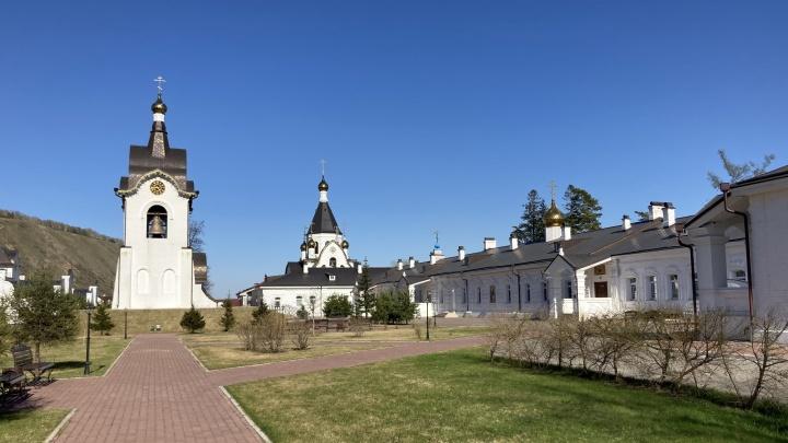 Пора валить из города: Свято-Успенский мужской монастырь