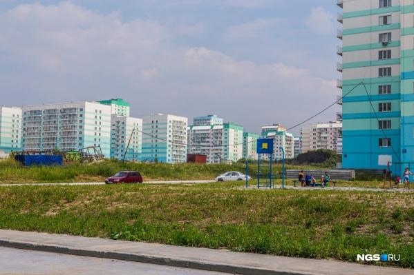 Дорогу к жилмассиву начнут строить в 2022 году