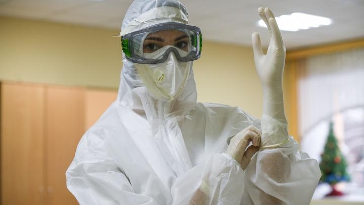 Последний день «беременной красной зоны»: врачи показали, как принимали роды упациенток сCOVID