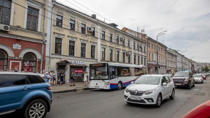 Снаружи Питер, изнутри — Ярославль: разглядываем обратную сторону улицы Комсомольской