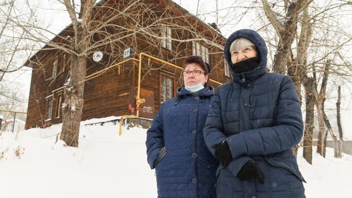 В мэрии объяснили, почему не расселяют семьи из аварийного «дома Ксении Собчак» на Уктусе