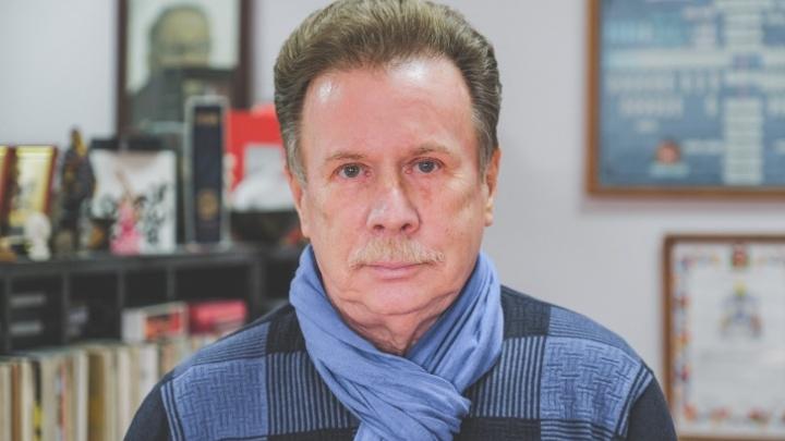 Скончался бывший главный архитектор Перми Сергей Шамарин. У него был коронавирус