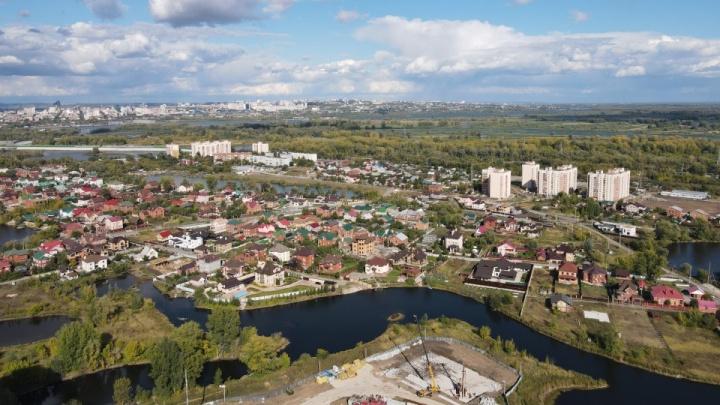 Квартиры с видом на реку: самарский застройщик показал планировки в новом ЖК