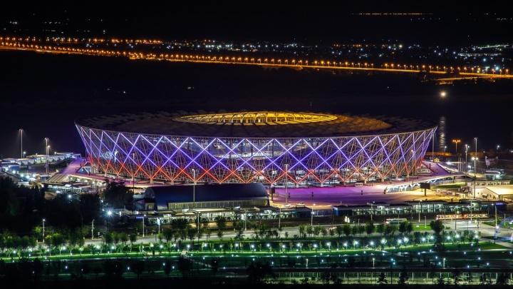 Сборная России по футболу в сентябре сыграет на «Волгоград Арене»