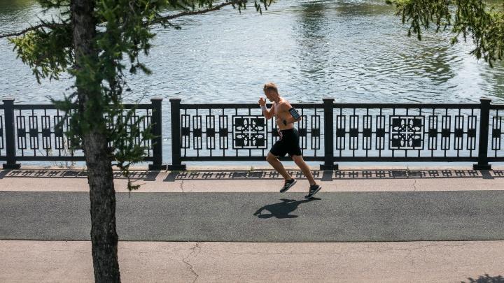 Дочь Шойгу анонсировала открытие триатлон-центра на острове Татышев