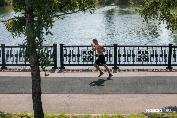 Новый спортобъект позволит триатлонистам эффективнее тренироваться