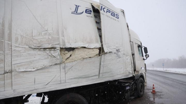 ДТП с 12погибшими под Сызранью: водителя фуры арестовали
