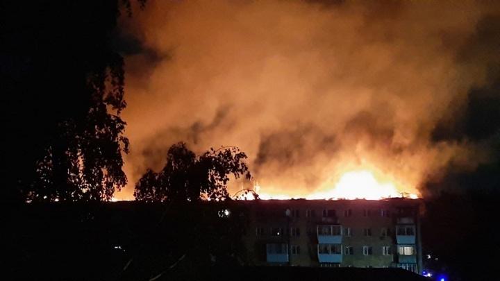 После пожара на Мичурина у прокуратуры возникли претензии к управляющей компании