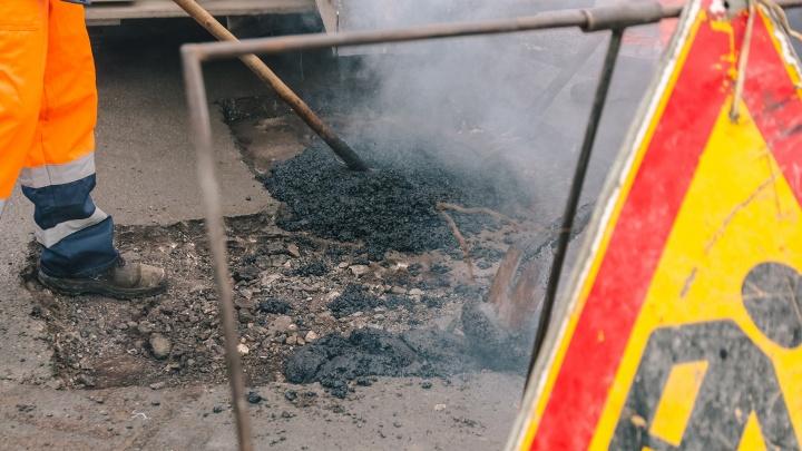 Стало известно, когда отремонтируют путепровод на Ракитовском шоссе