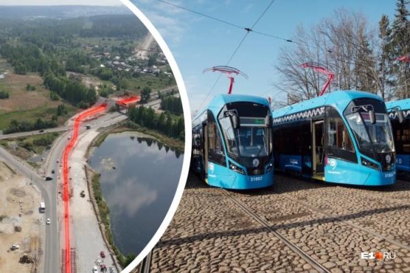 По новой линии добраться из Екатеринбурга до Верхней Пышмы можно будет за 20–30 минут