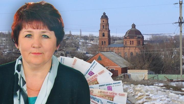 Под Волгоградом чиновница украла 378 тысяч рублей, выделенных на строительство пожарной части