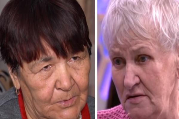 """Василя (слева) и Валентина (справа) <nobr class=""""_"""">38 лет</nobr> воспитывали не своих детей&nbsp;"""
