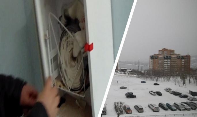 Прокуратура опровергла версию массового отравления в Студгородке водой из пожарных гидрантов