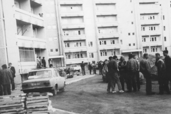 90-е были непростым временем для всех. Екатеринбург не исключение