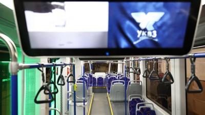 Компания олигарха Дмитрия Пумпянского за миллиард рублей поставит Челябинску 30новых трамваев