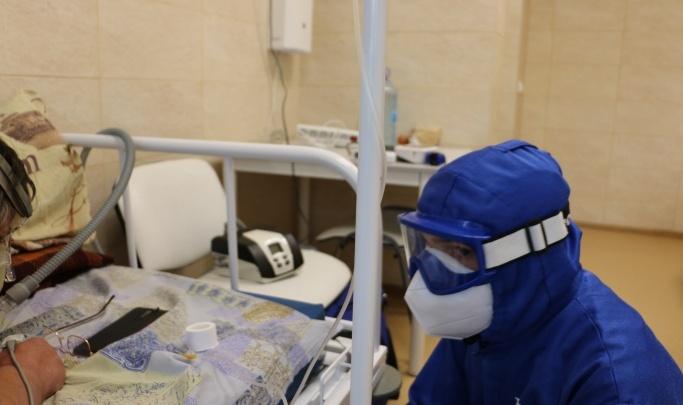 За неделю в Тюменской области зарегистрировали 126 смертей от коронавируса