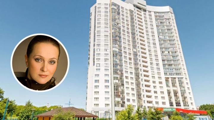 В Екатеринбурге с аукциона продали элитную квартиру дочери уральского олигарха