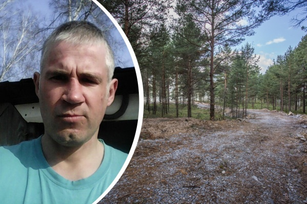 Тело мужчины нашли в лесу возле деревенского кладбища